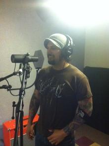 Dave Martinez BGVs